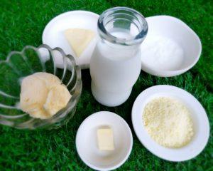 乳製品を多くとる国の特徴