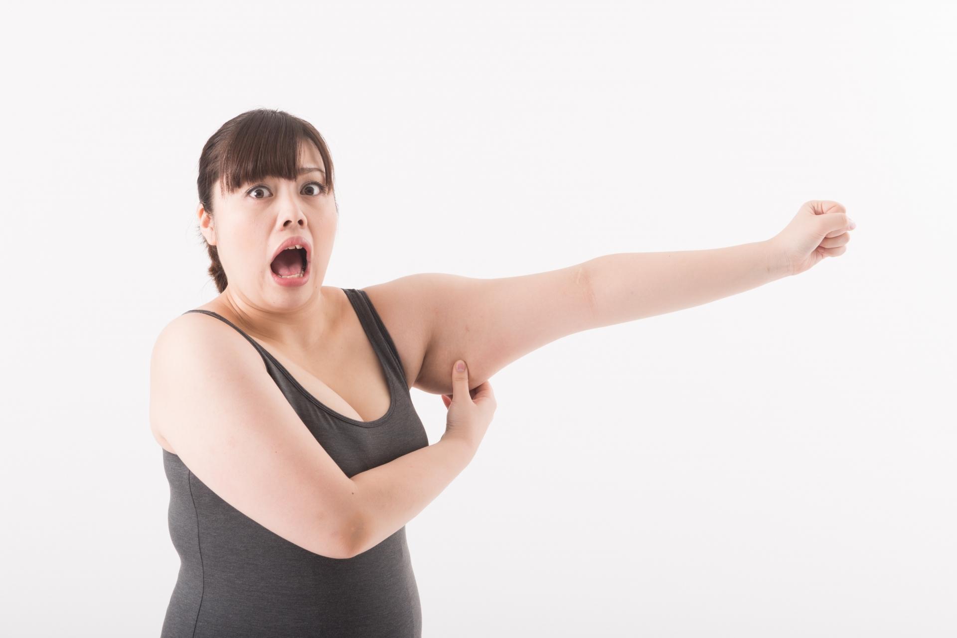 リンパ浮腫なら太るのはNG
