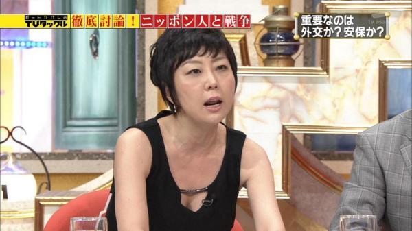 室井佑月さんの乳がん