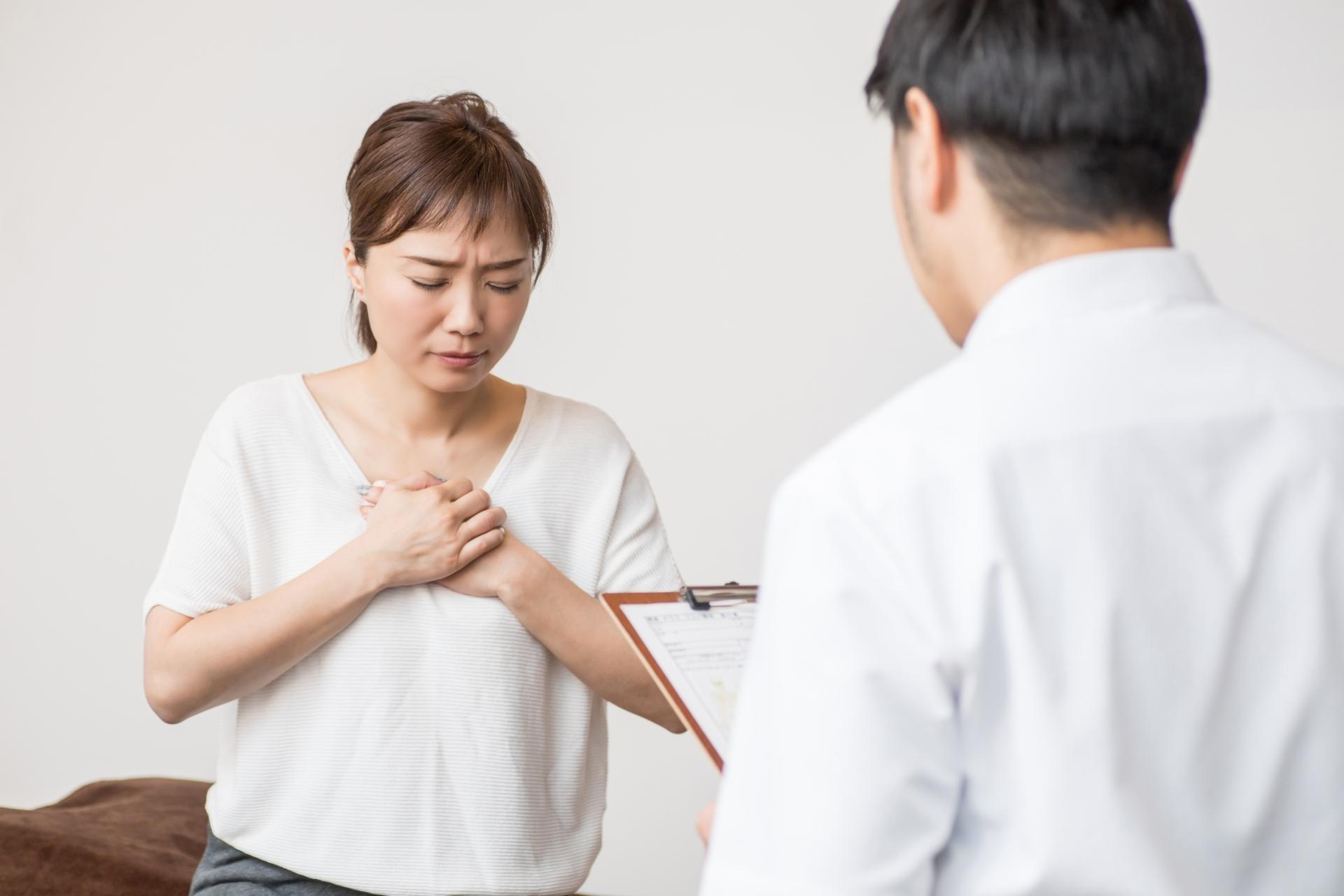乳がん手術後の合併症について