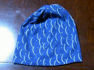 簡単!ミシン不要の10分でできる手ぬぐい帽子の作り方
