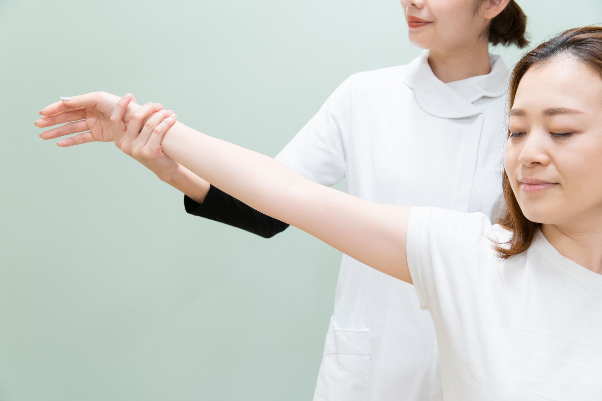 乳がん手術直後に腕が上がらなくて困ったこと