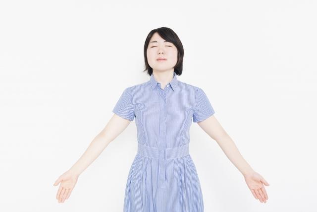 瞑想のポイント-呼吸の仕方