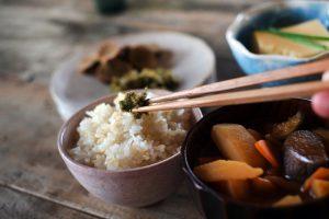 日本人の食生活の変化で病気も変化