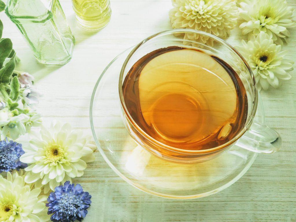 むくみ対策におすすめのお茶
