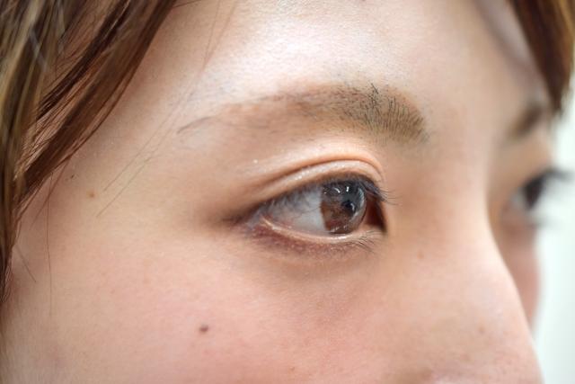 抗がん剤治療中のメイク:抗がん剤治療でなくなった眉毛のメイク